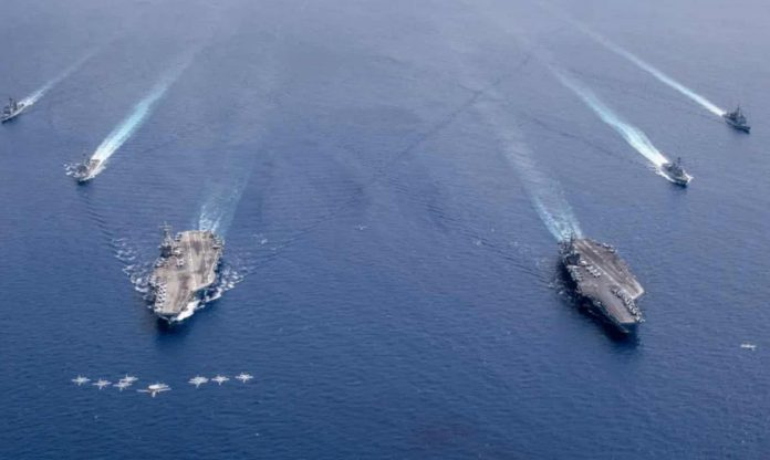 A New Tonkin Gulf Incident in the Making? Halt Trump's rush to war in the Pacific