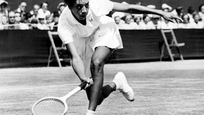 Althea Gibson: She Always Wanted To Be Somebody