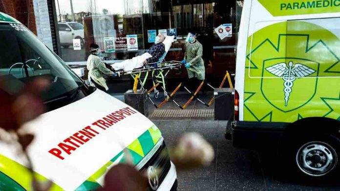 Coronavirus Australia live news: Victoria's state of disaster is also a national emergency