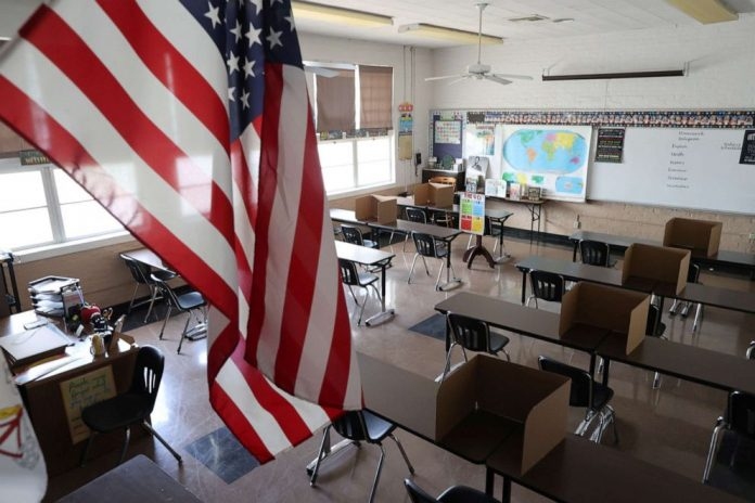 Coronavirus US Updates: School district moves to virtual learning when over 90 staff members forced to quarantine