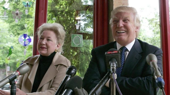 Maryanne Trump Barry criticize her brother in secretly recorded audio