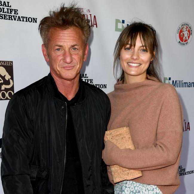 Sean Penn 'marries Greta Scacchi's daughter Leila George (Reports)
