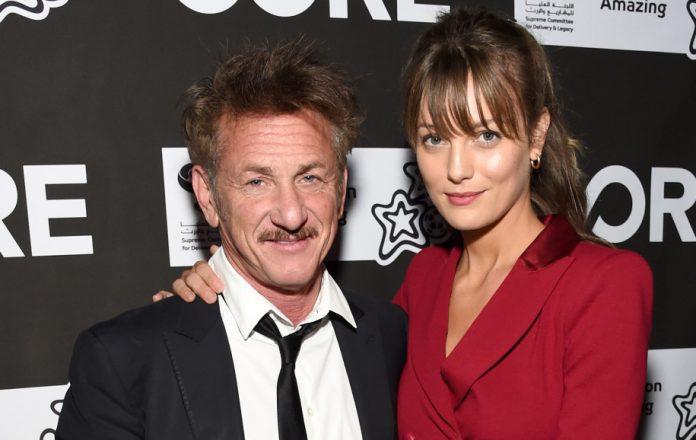 Sean Penn secretly marries Leila George, Report