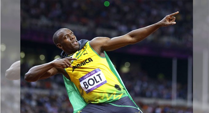 Usain Bolt tests positive for coronavirus, Report
