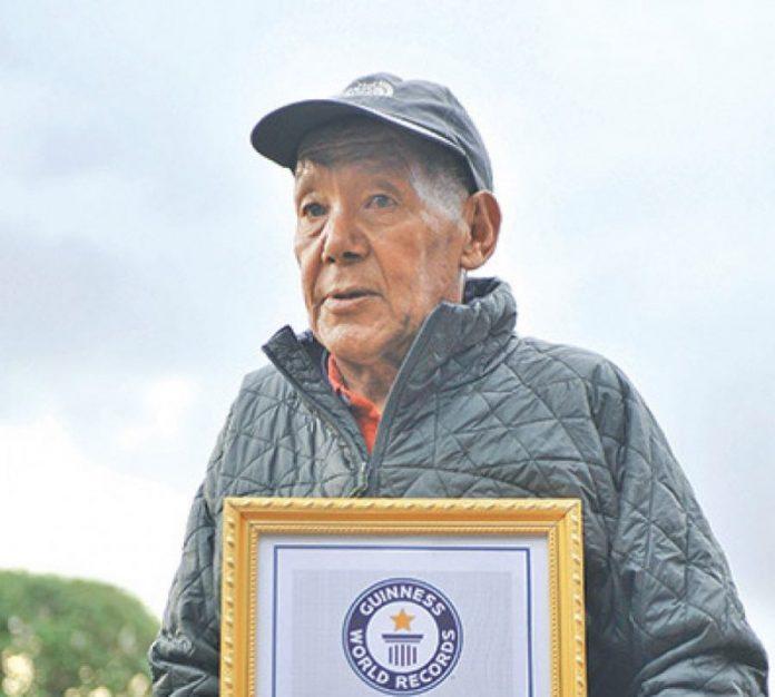 Ang Rita Sherpa: Everest record-breaker dies aged 72
