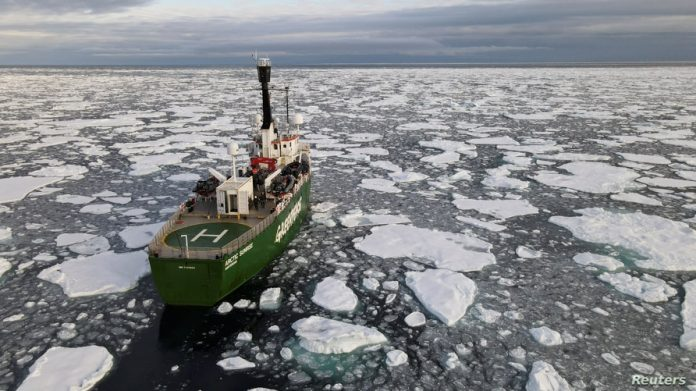 Arctic sea ice hits second-lowest level on record, Researchers Say