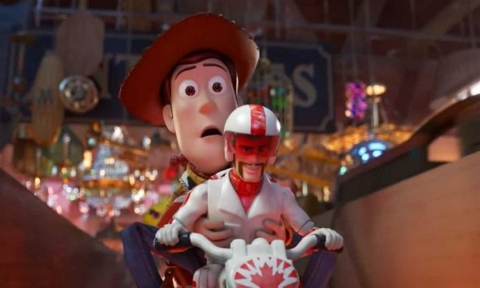 Evel Knievel Son Sues Disney-Pixar Over Toy Story 4 character