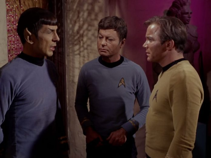 Finding the good in a bad episode of Star Trek: The Original Series, Report