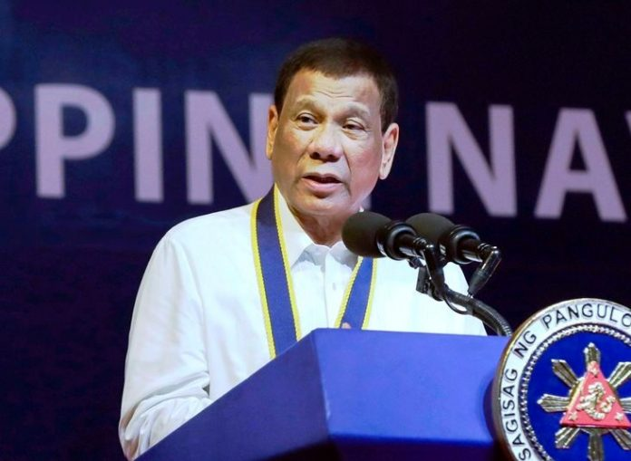 Philippine: Duterte refuses to stop projects of China Companies