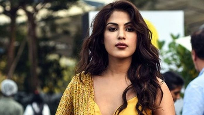 Rhea Chakraborty retracts confession in drugs case, Report