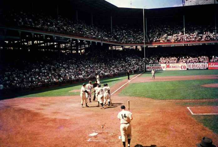 Sept - 24, 1957: Dodgers win last game at Ebbets Field