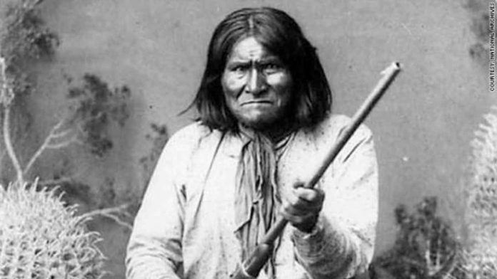 September 4, 1886: Tribal Chief Geronimo's Final Surrender