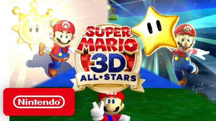 Super Mario 3D All-Stars - Announcement Trailer - Nintendo Switch (Watch)