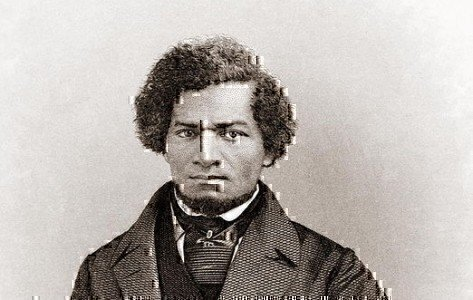 Remembering Frederick Douglass' escape from slavery, Report
