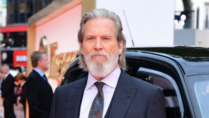 Actor Jeff Bridges being treated for lymphoma, Report