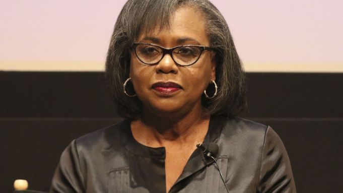 Anita Hill on Hollywood's sexual harassment problem and importance of Supreme Court confirmation hearings (Report)