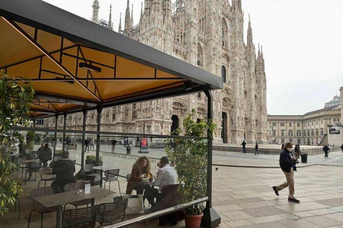 Coronavirus live updates: Italy's hard-hit Lombardy region to impose curfew