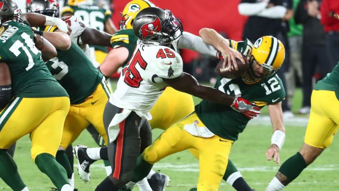 Frustrations all around for Packers in first loss, Report