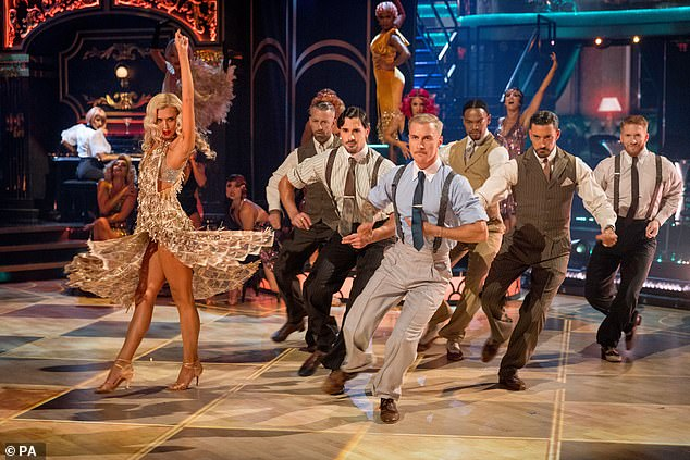 Strictly Come Dancing could be 'cancelled' this year, Report
