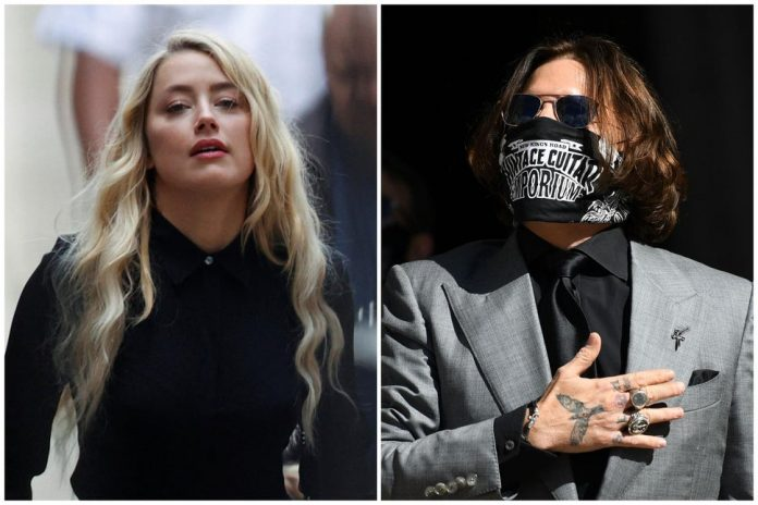 Johnny Depp loses defamation case against The Sun over Amber Heard 'wife-beater' article, Report