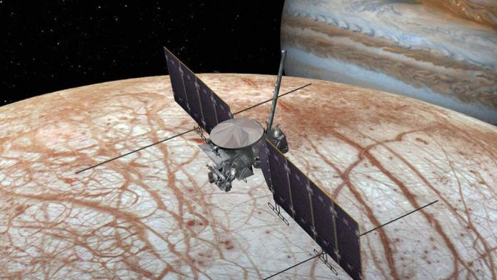 Jupiter's moon Europa glows in the dark, A New Study Reveals