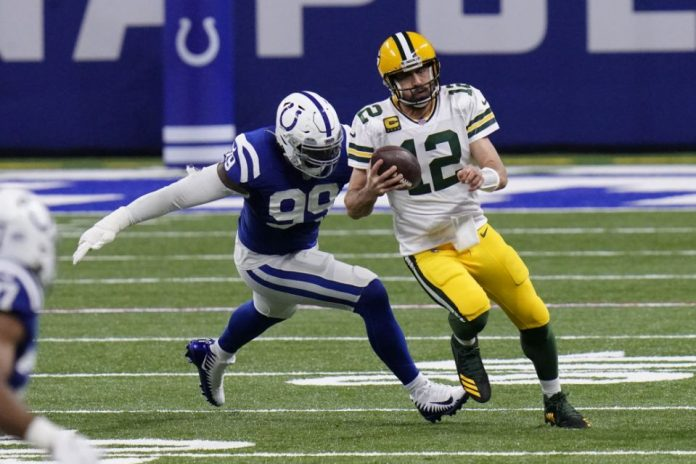 Report: Colts Topple Packers In Overtime Thriller
