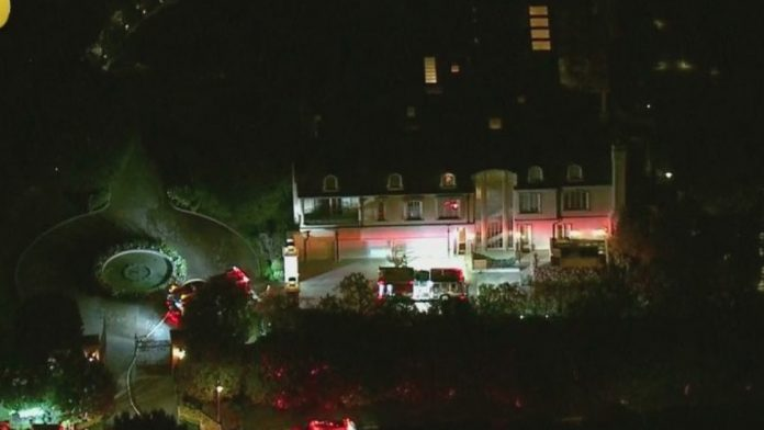 Report: Fire Scare at Home Believed to Belong to Actor Denzel Washington