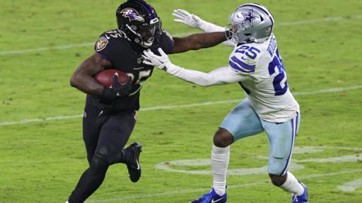 Cowboys vs. Ravens score, results: Baltimore runs wild in virus-marred victory, Report