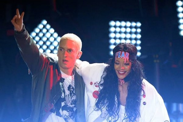 Eminem apologizes to Rihanna for Chris Brown lyric in old leaked song (Reports)