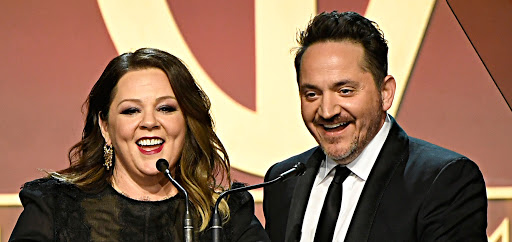 Melissa McCarthy and husband Ben Falcone to star in Netflix comedy series