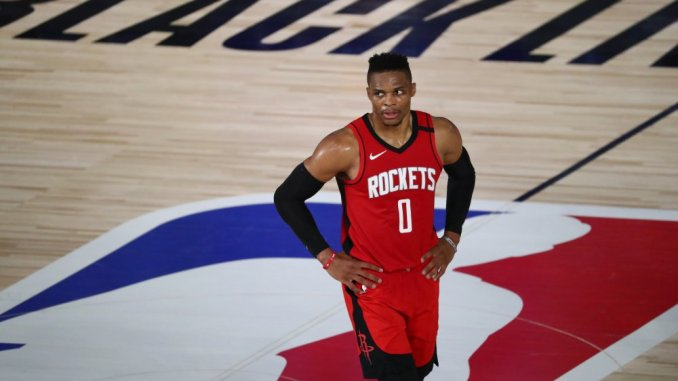 Wizards acquire Russell Westbrook (Details)