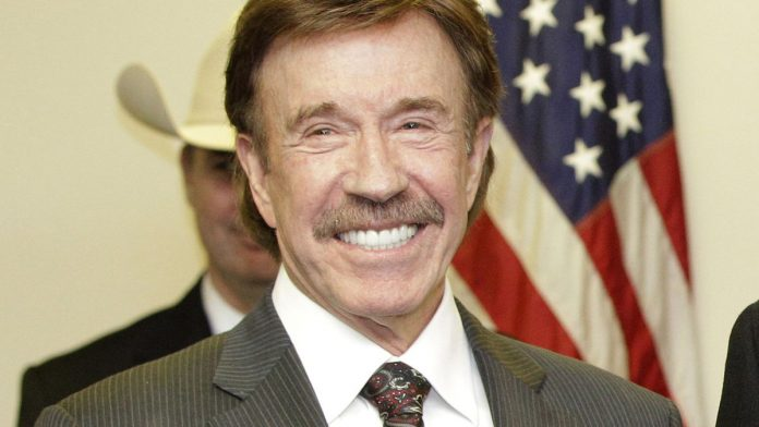 Chuck Norris manager says actor was not at U.S. Capitol riot (Report)