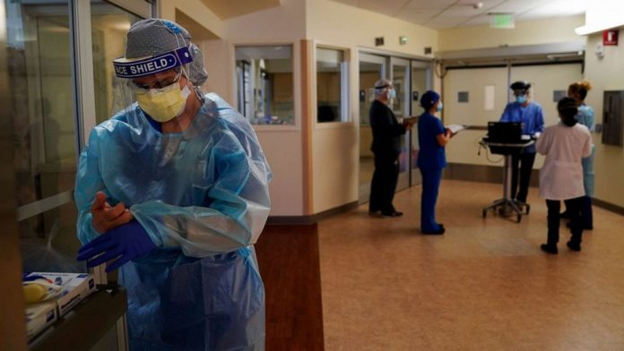 Coronavirus live updates: US marks 10th straight day of over 200K new cases