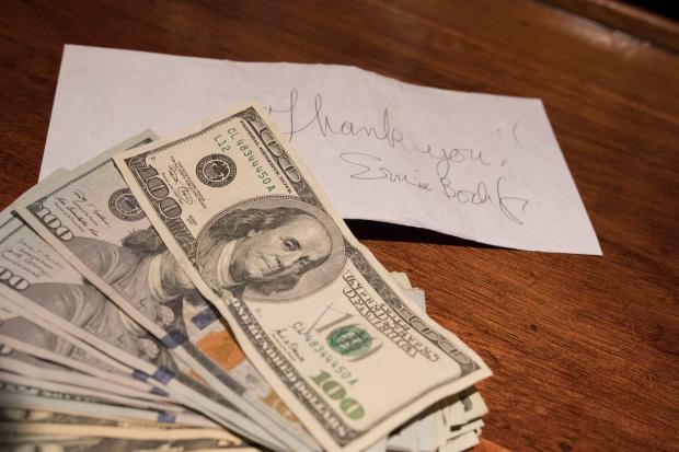 Local philanthropist Ernie Boch Jr. leaves $2,021 tip at six Boston restaurants