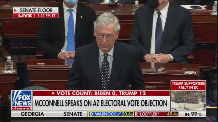 Mitch McConnell: