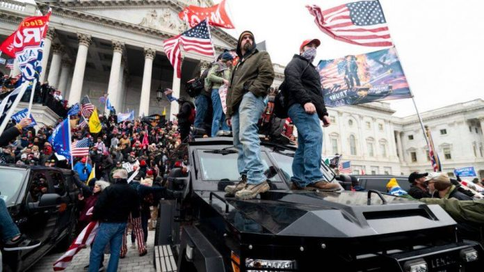 Trump News Update: supporters planning armed protests ahead of Biden inauguration, FBI warns