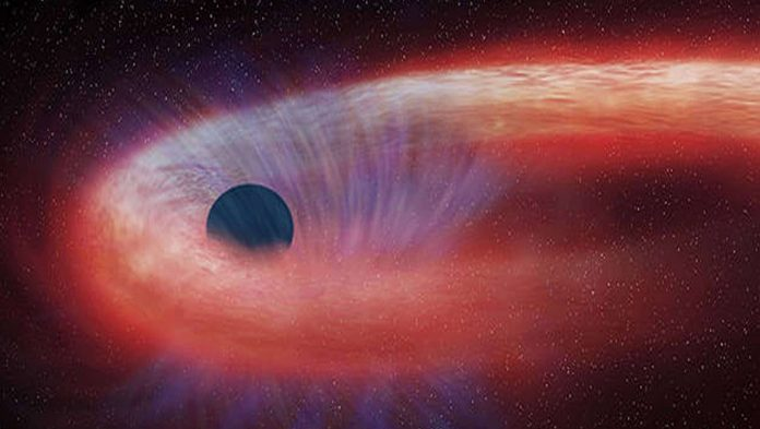 A giant black hole suddenly went dark, and no one knows why (Study)