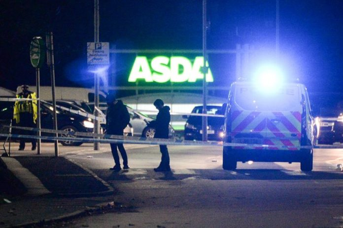 Boy, 13, stabbed by four men in 'shocking' supermarket car park attack, Report