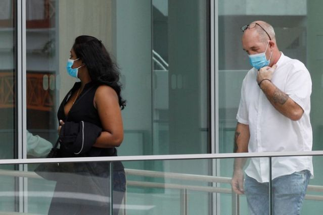Briton jailed for sneaking out of Singapore quarantine hotel room (Report)