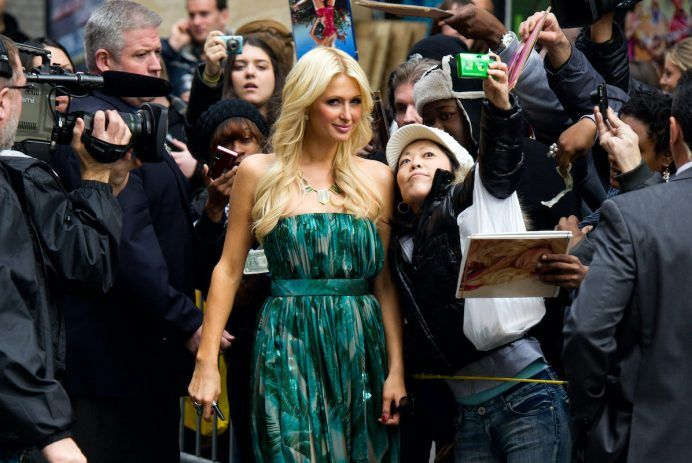 David Letterman criticised for 'disgusting' interview with Paris Hilton in 2007, Report