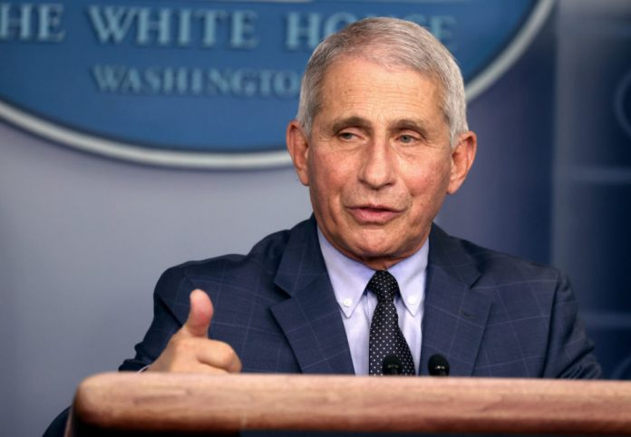 Dr. Fauci Says When We Can
