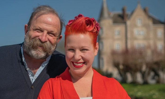 Escape to the Chateau's Dick and Angel Strawbridge celebrate exciting show news, Report