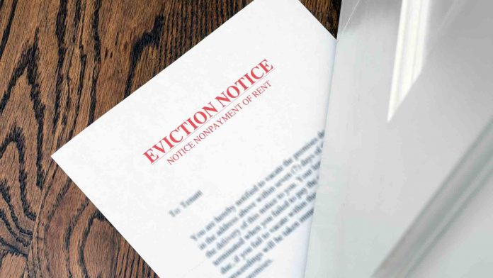 Government extends eviction ban until end of March, Report