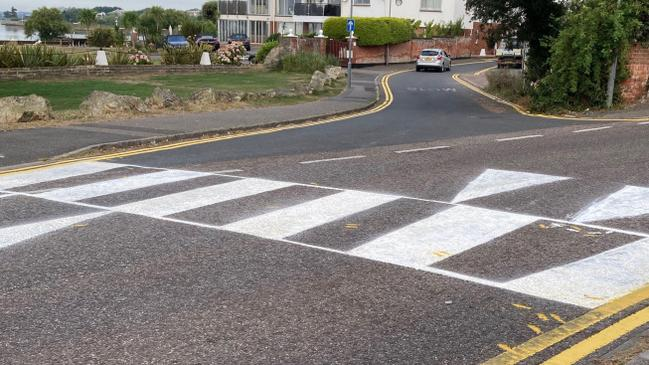 Laurie Phillips: Pensioner is fined for painting zebra crossing on a busy road so his disabled wife could cross
