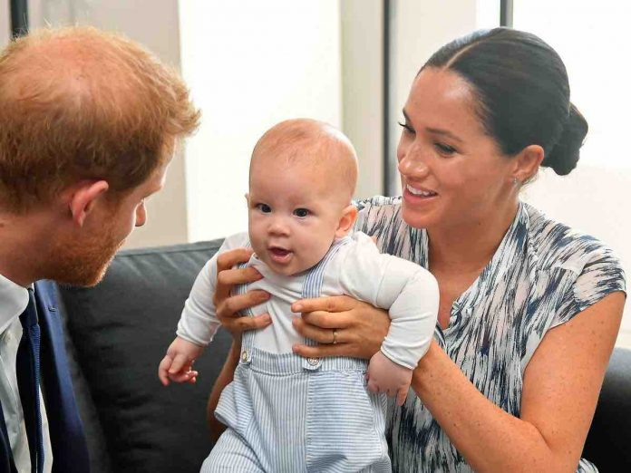 Meghan 'did not request changes' in Archie's certificate