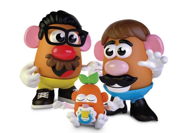 Mr Potato Head goes gender-neutral (Report)