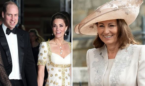 ROYAL: Carole Middleton 'humiliated' after serious faux pas at William's event sparked backlash