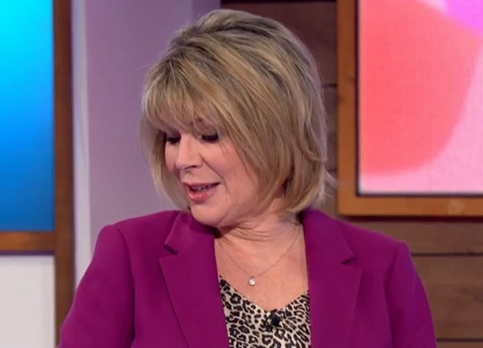 Ruth Langsford in tears over pal Ruthie Henshall as she breaks down crying on Loose Women (Report)