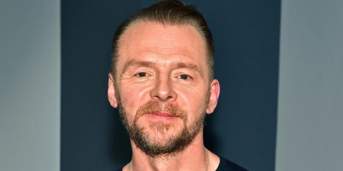 Simon Pegg banned from driving, Report