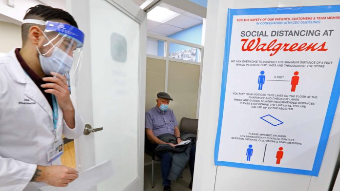 Walgreens Covid Vaccine Registration: 15 More States Through Federal Program